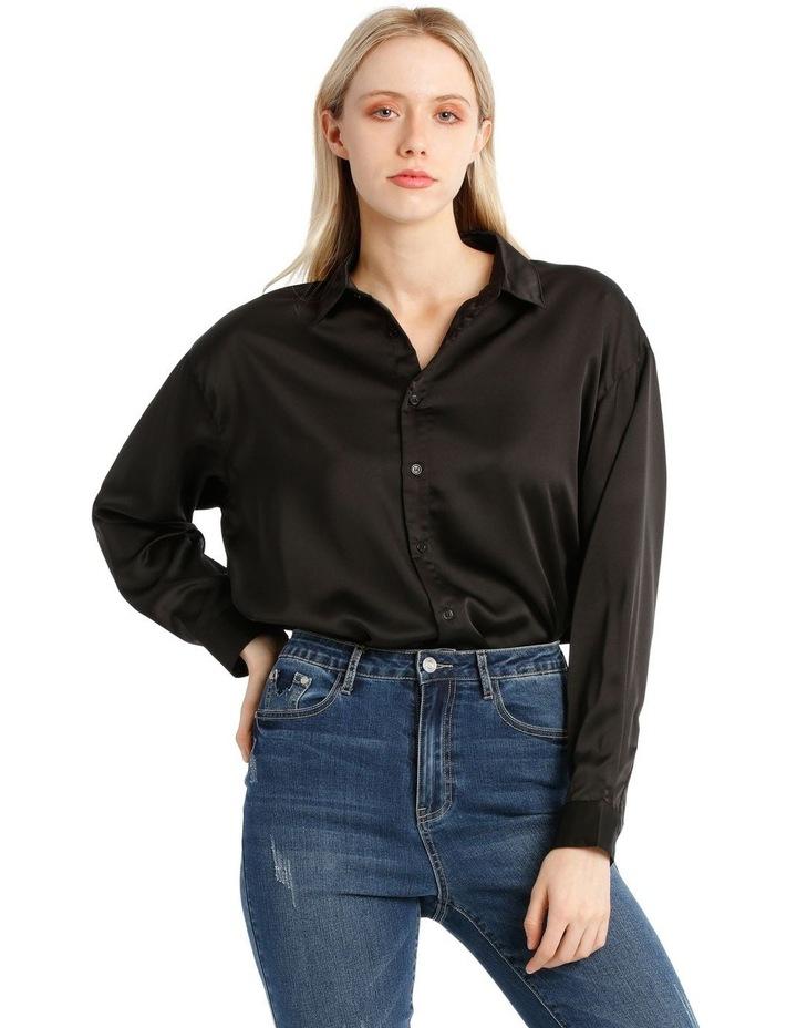 Satin Shirt image 1