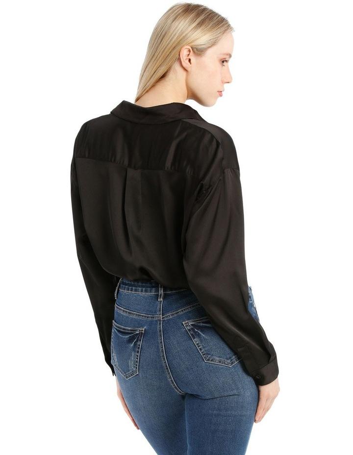 Satin Shirt image 3