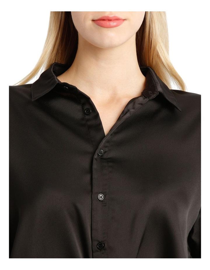 Satin Shirt image 4