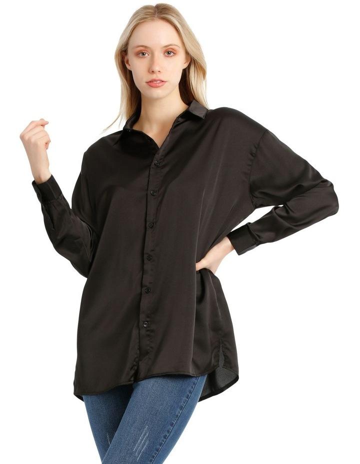 Satin Shirt image 5