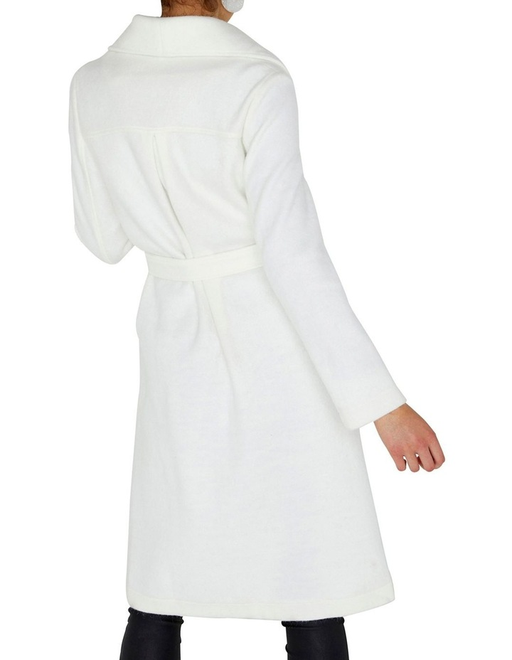 SOFT TOUCH WRAP OVER STYLE COAT image 2