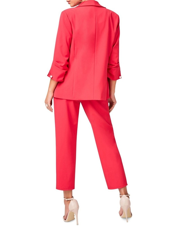 Hot Pink Blazer image 2