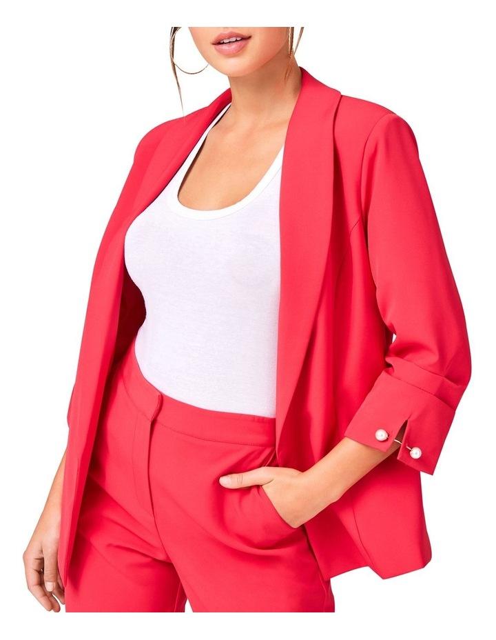 Hot Pink Blazer image 3
