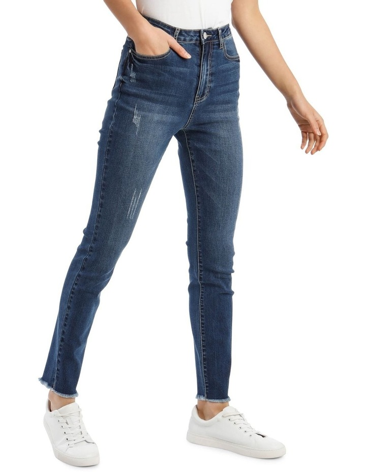 Sinner High-Waisted Clean Jeans image 2