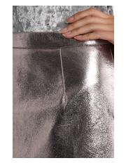 Glamorous - Metallic Mini Skirt