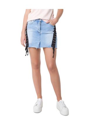 Glamorous - Trim Mini Skirt