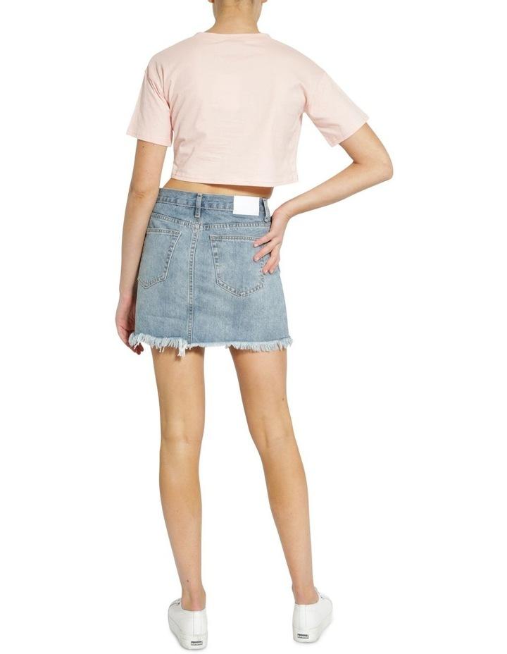 Anitque Wash Skirt image 3