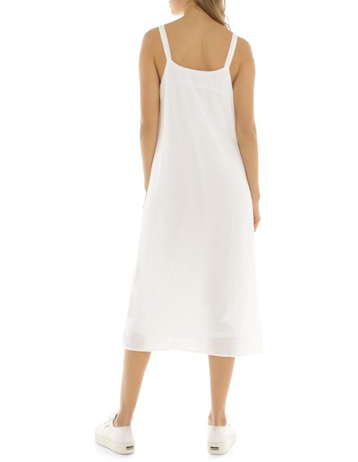 Eyelet Midi Dress image 2