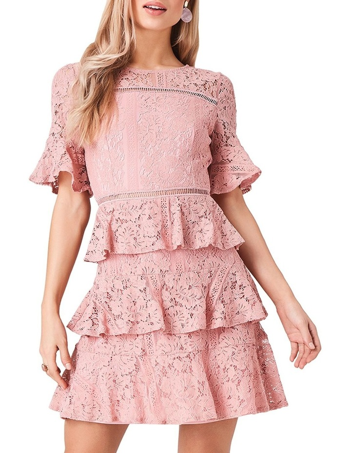Tiered Lace Dress image 1