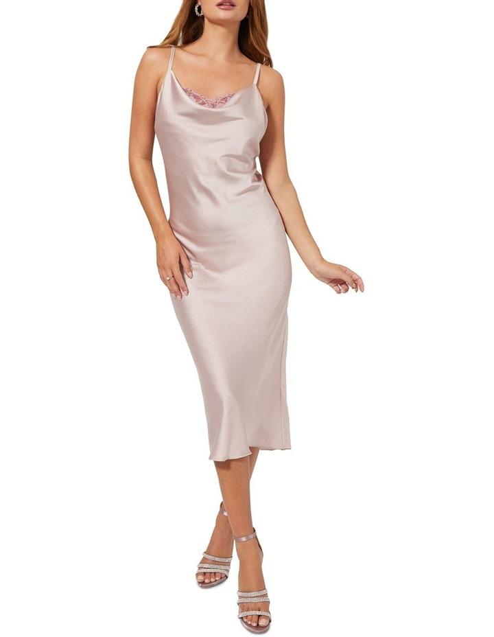 Satin Slip Dress image 1