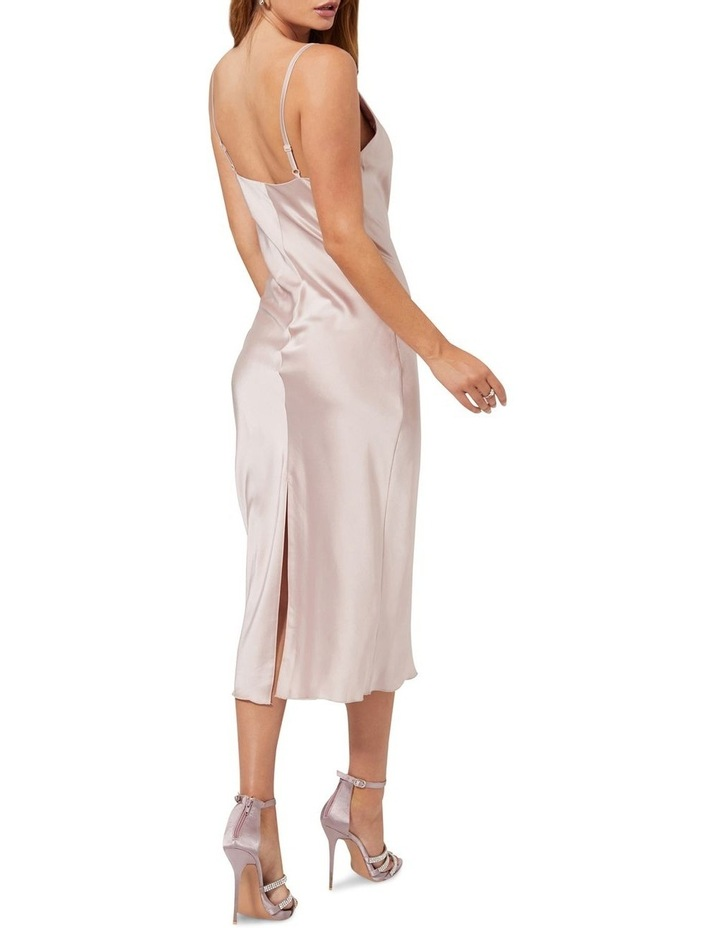 Satin Slip Dress image 5