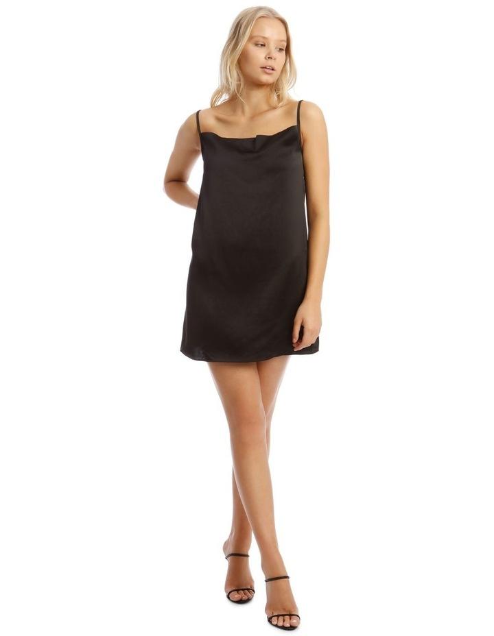 Cowl Cami Mini Dress image 1