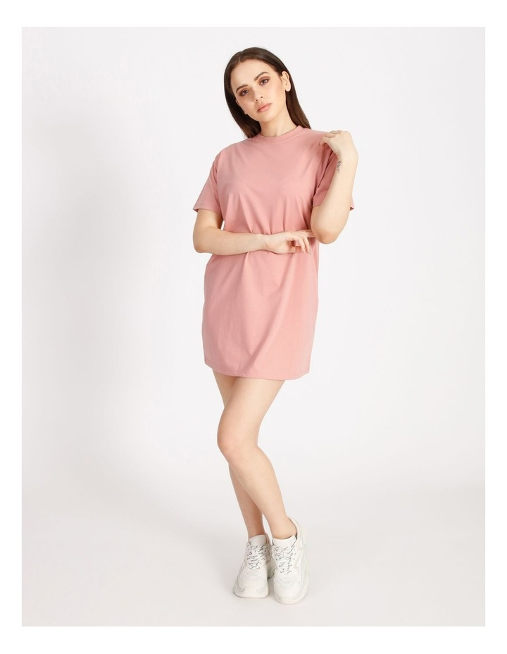 Basic Tshirt Dress image 1
