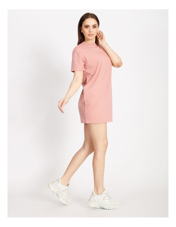 Basic Tshirt Dress image 2