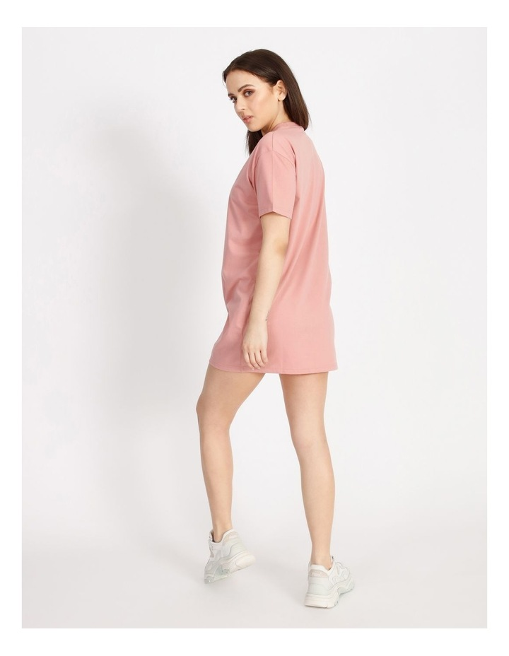 Basic Tshirt Dress image 3