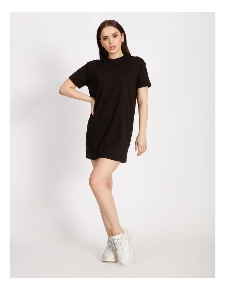 Basic Tshirt Dress image 1
