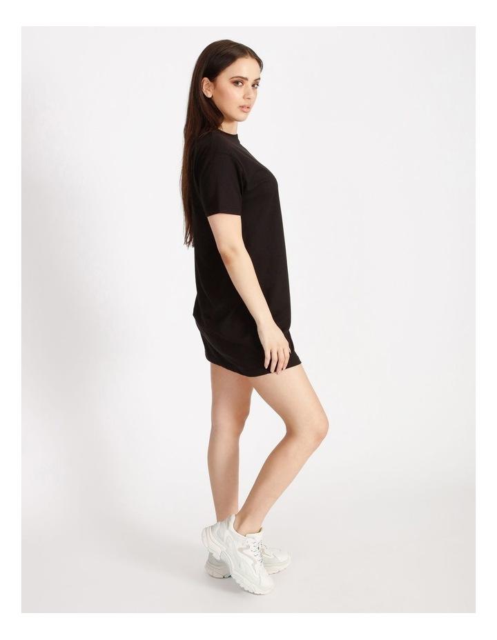 Basic Tshirt Dress image 2