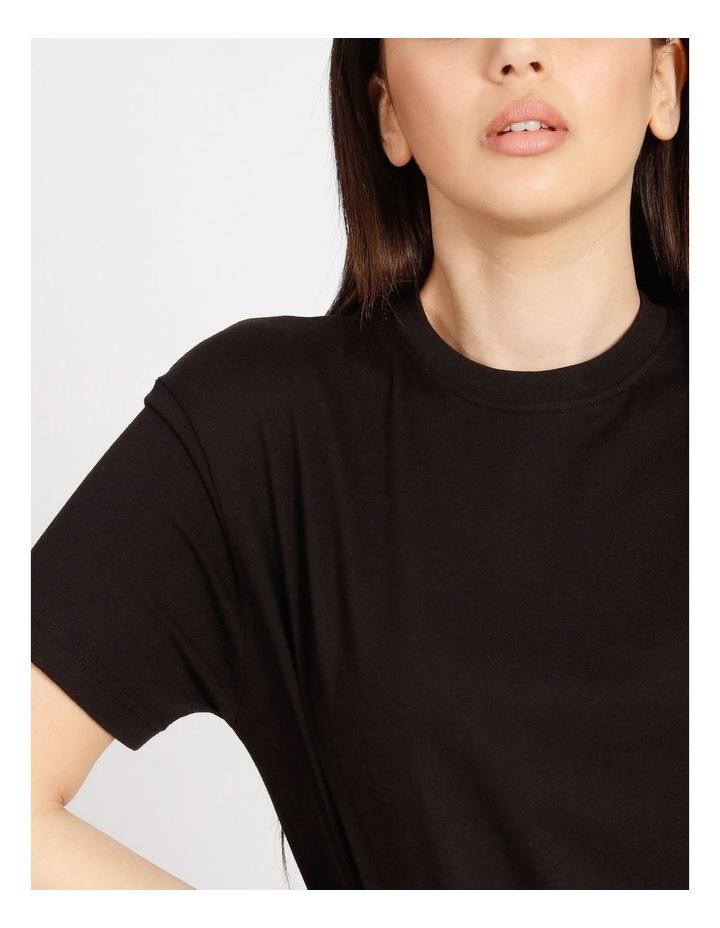 Basic Tshirt Dress image 4