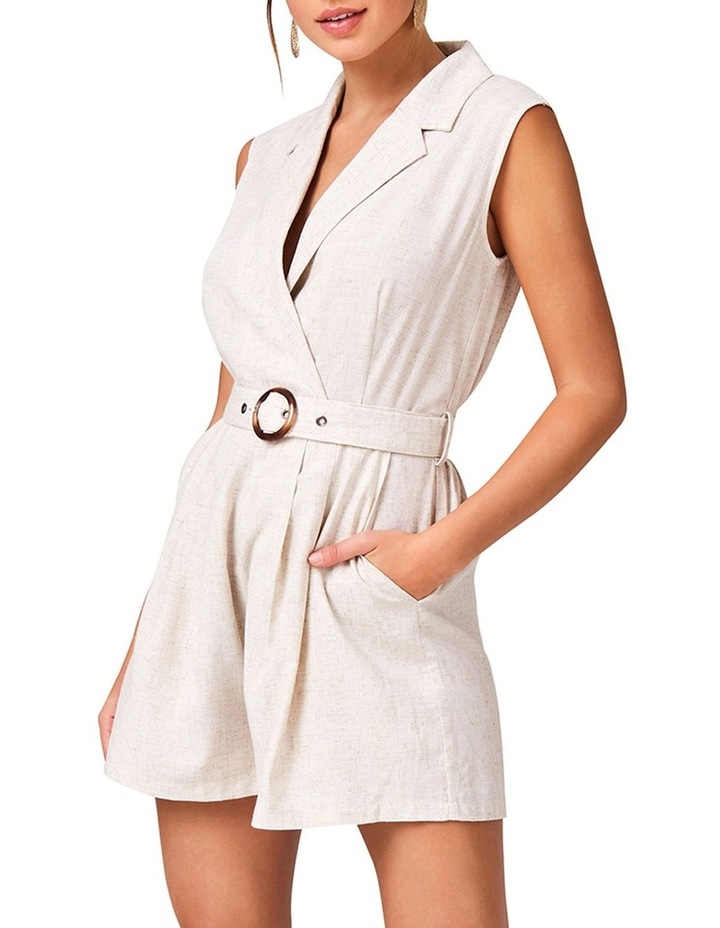 Belted Playsuit image 1