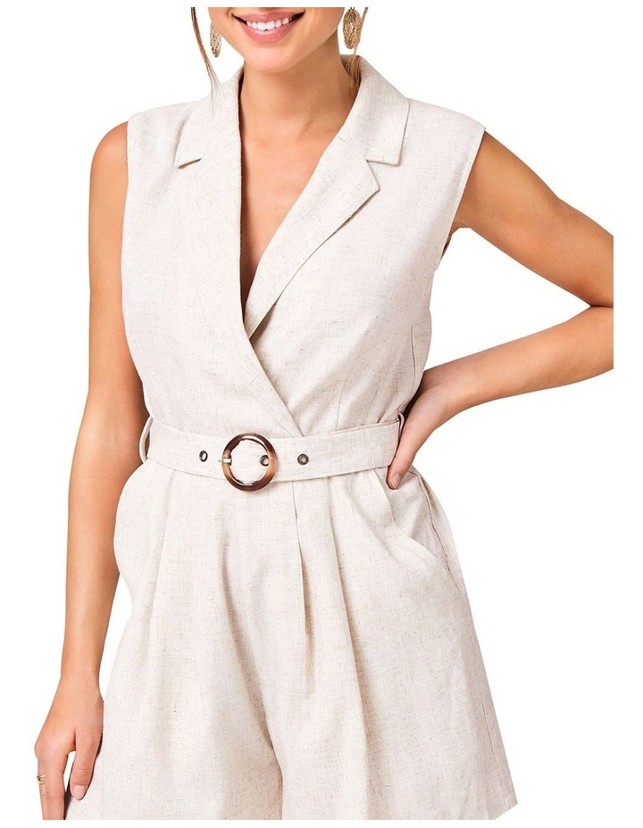 Belted Playsuit image 2