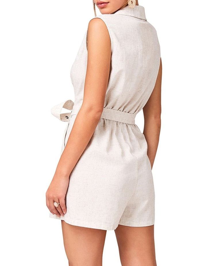 Belted Playsuit image 4