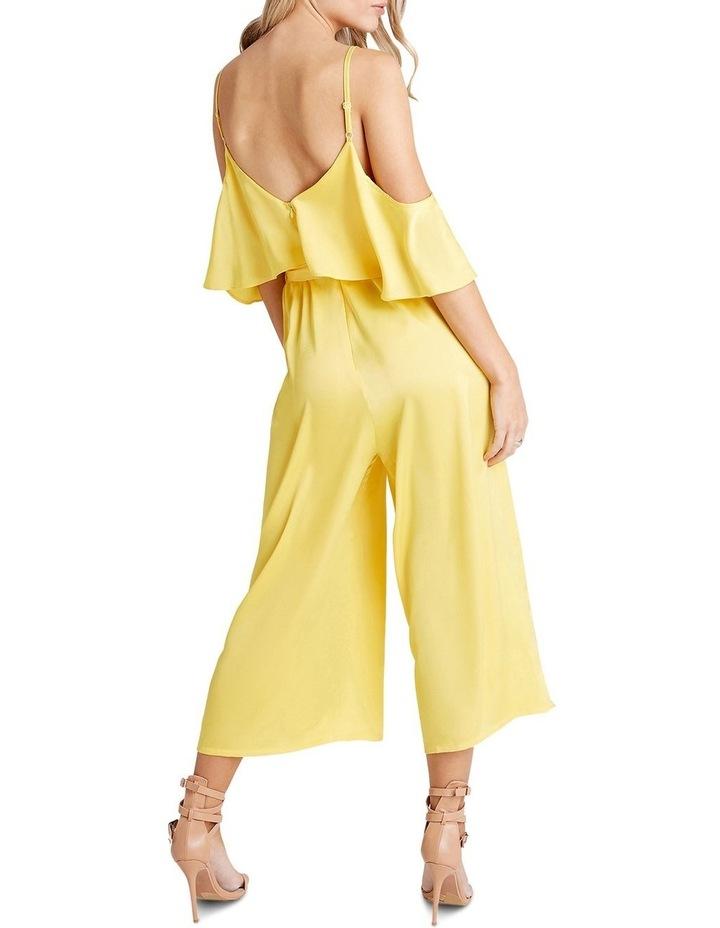 Cold Shoulder Culotte Jumpsuit image 3
