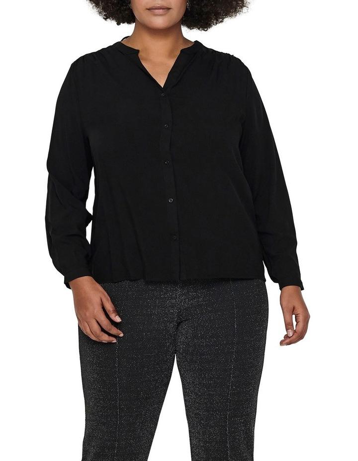 Anita Long Sleeve Shirt Black image 1