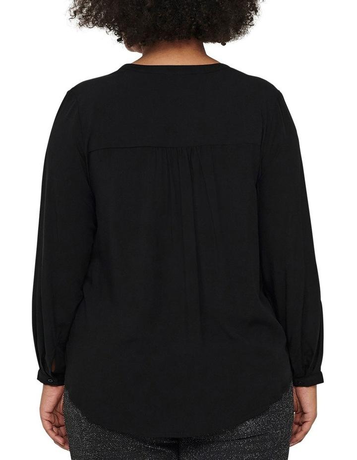 Anita Long Sleeve Shirt Black image 2