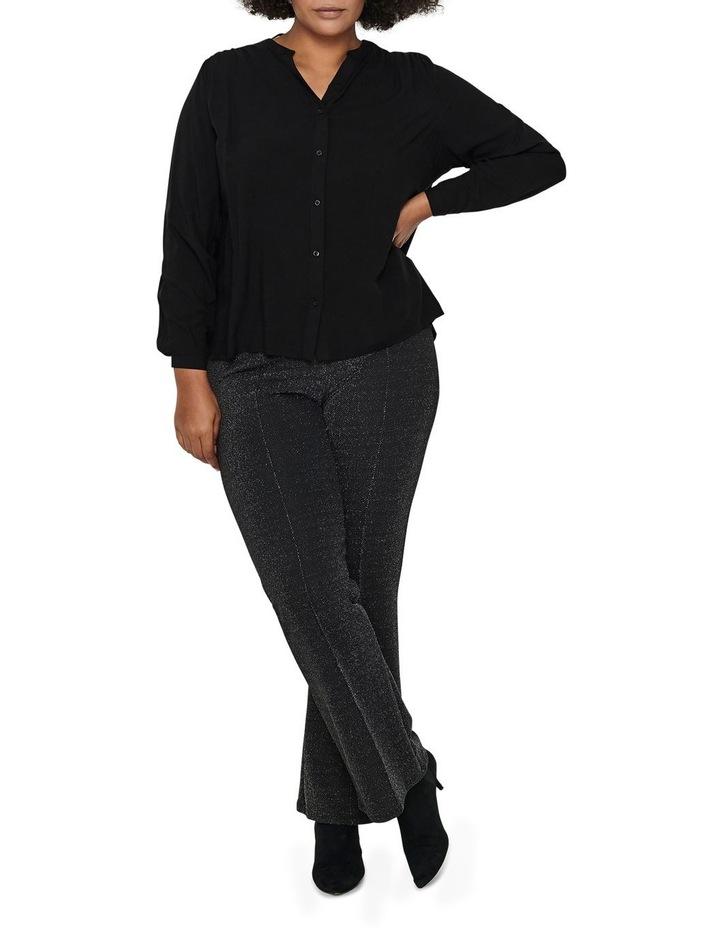 Anita Long Sleeve Shirt Black image 3
