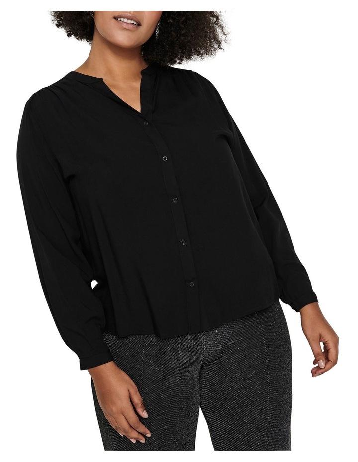 Anita Long Sleeve Shirt Black image 4