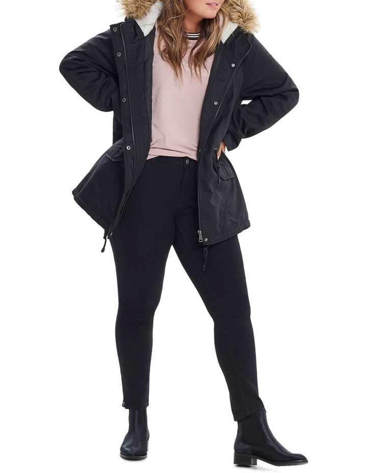 Jenny Hood Parka Jacket image 3