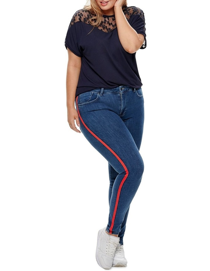 Wow Regular Mid Rise Push Up Jean image 3