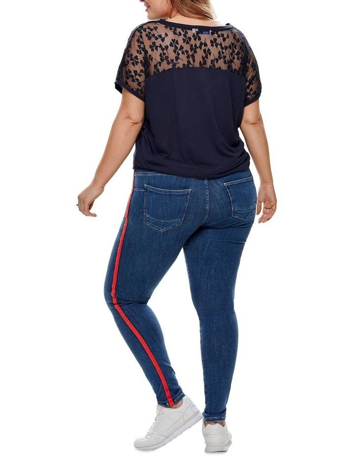 Wow Regular Mid Rise Push Up Jean image 2
