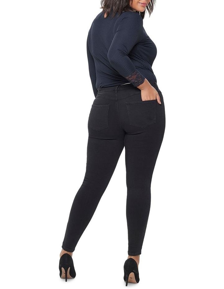 Push Up Regular Skinny Jean image 2