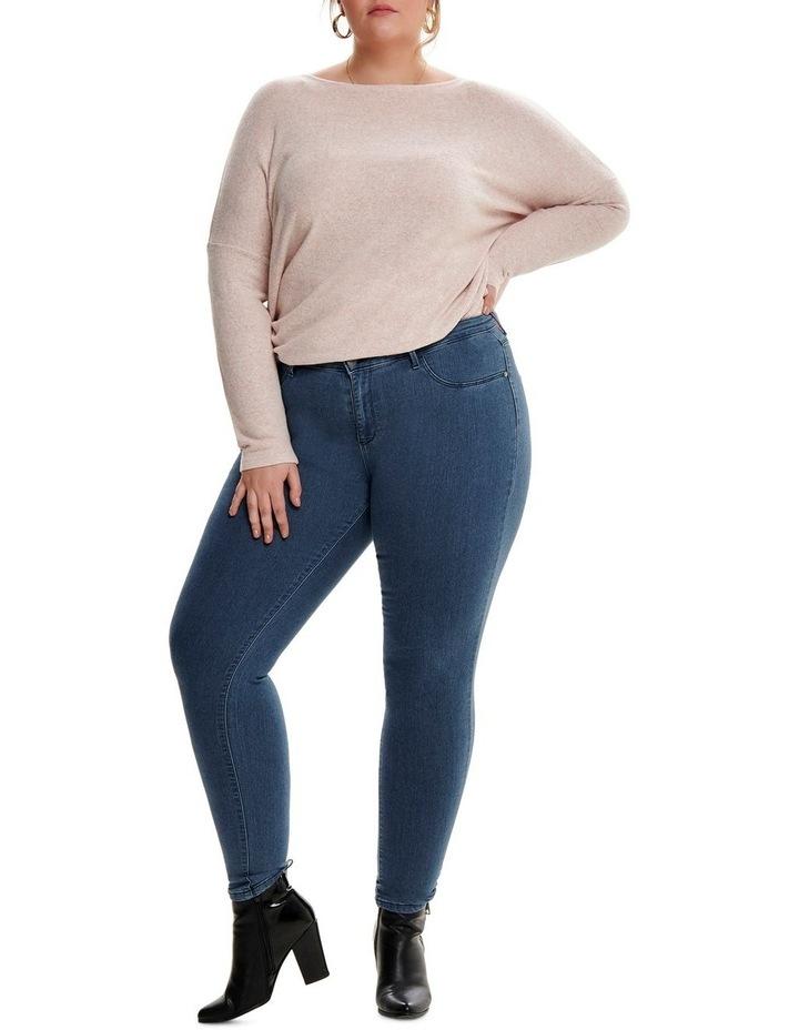 Thunder Push Up Skinny Jeans image 1