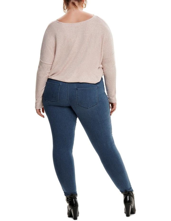 Thunder Push Up Skinny Jeans image 2