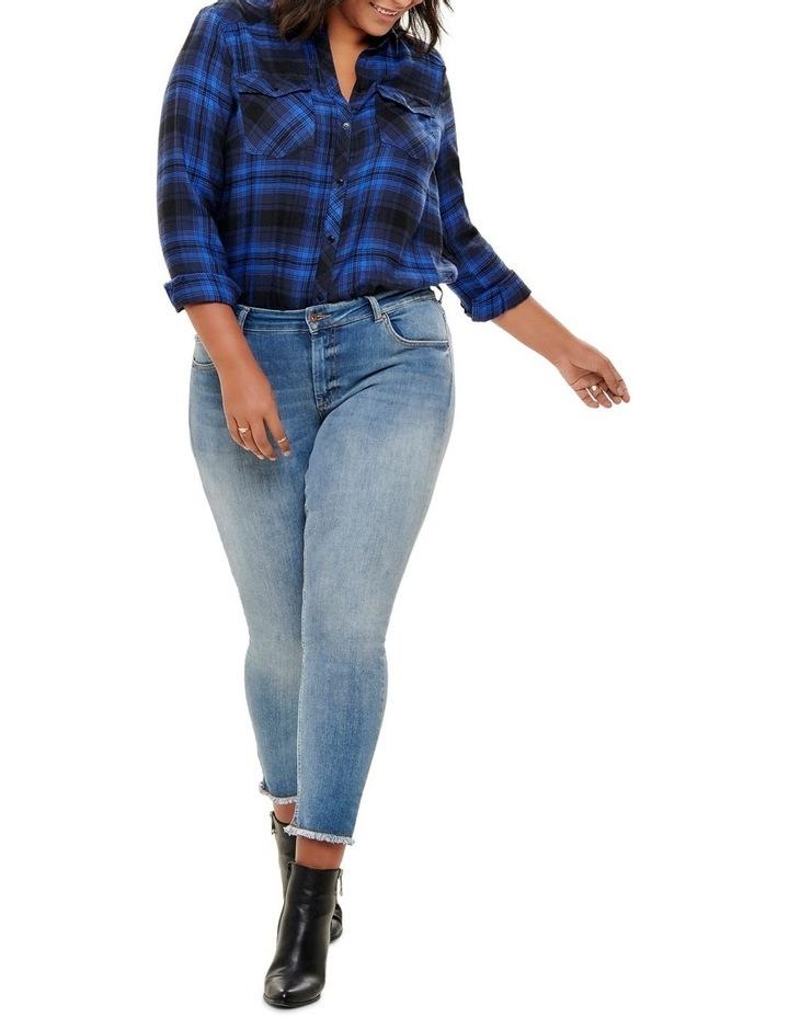 Willy Reg Skinny Ankel Jeans image 4
