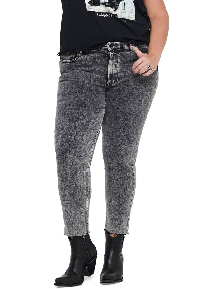 Rica Life Straight Ankle Jeans image 1