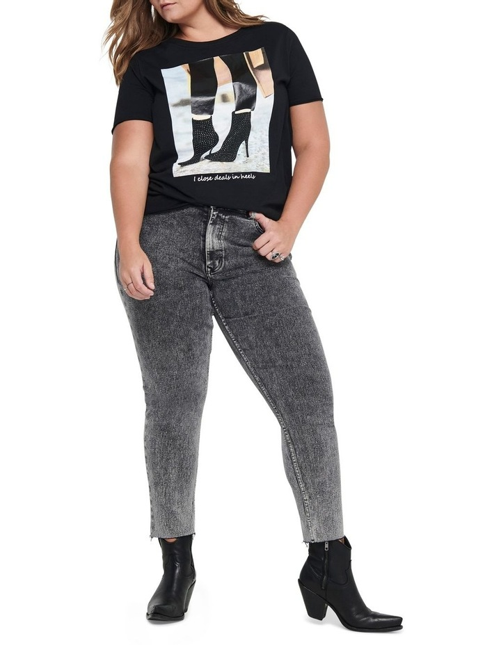 Rica Life Straight Ankle Jeans image 3