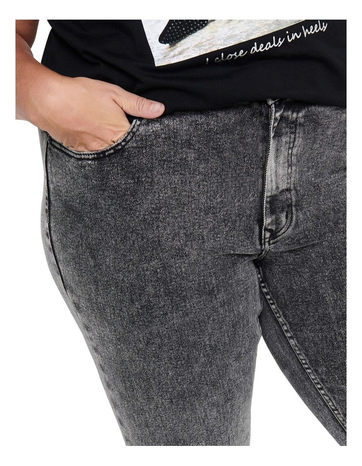Rica Life Straight Ankle Jeans image 4