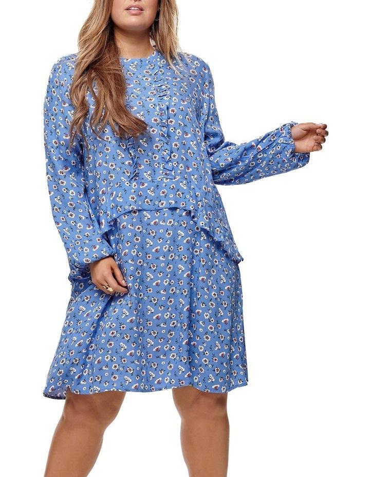 Primula Long Sleeve Knee Dress image 1