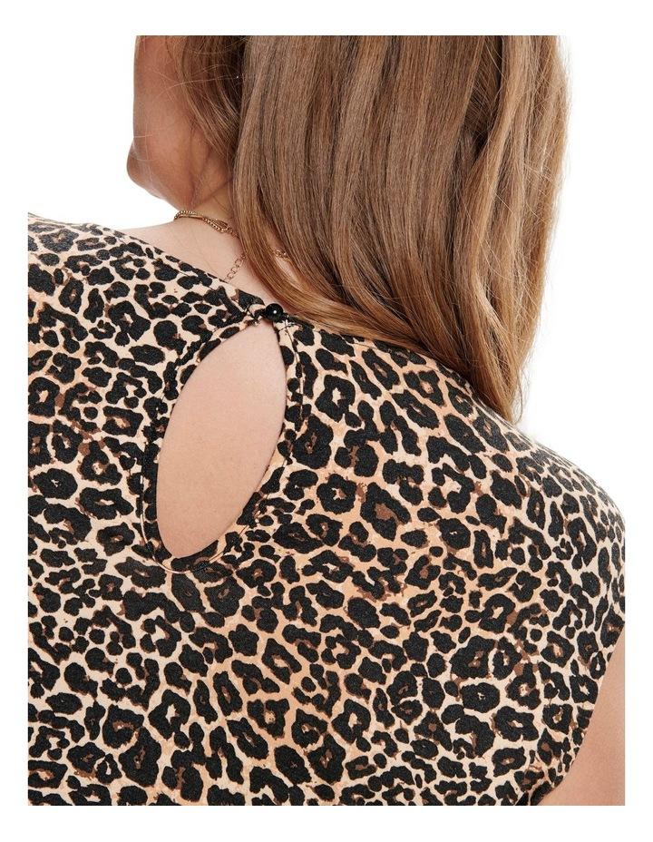 Tyra Sleeveless Jumpsuit Aop Leopard image 4