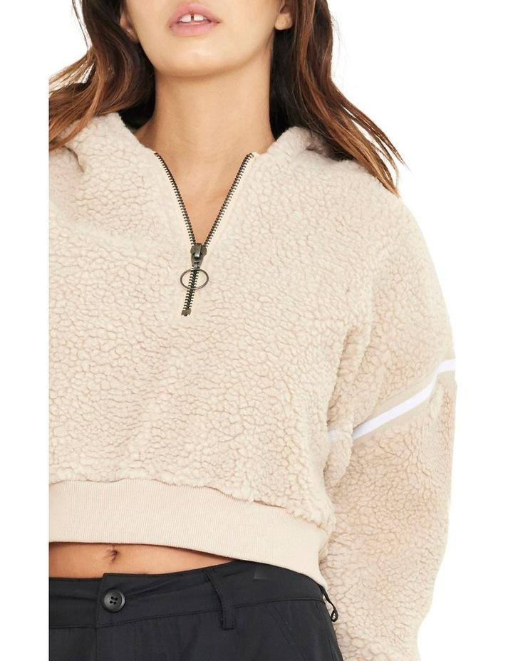 Blair Sherpa Half-Zip Sweater image 2