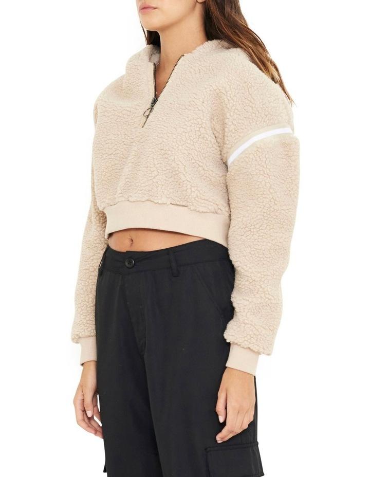 Blair Sherpa Half-Zip Sweater image 3