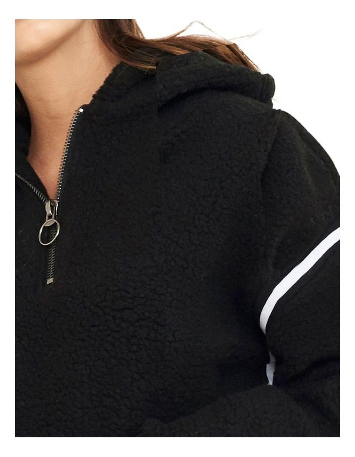 Blair Sherpa Half-Zip Sweater image 3