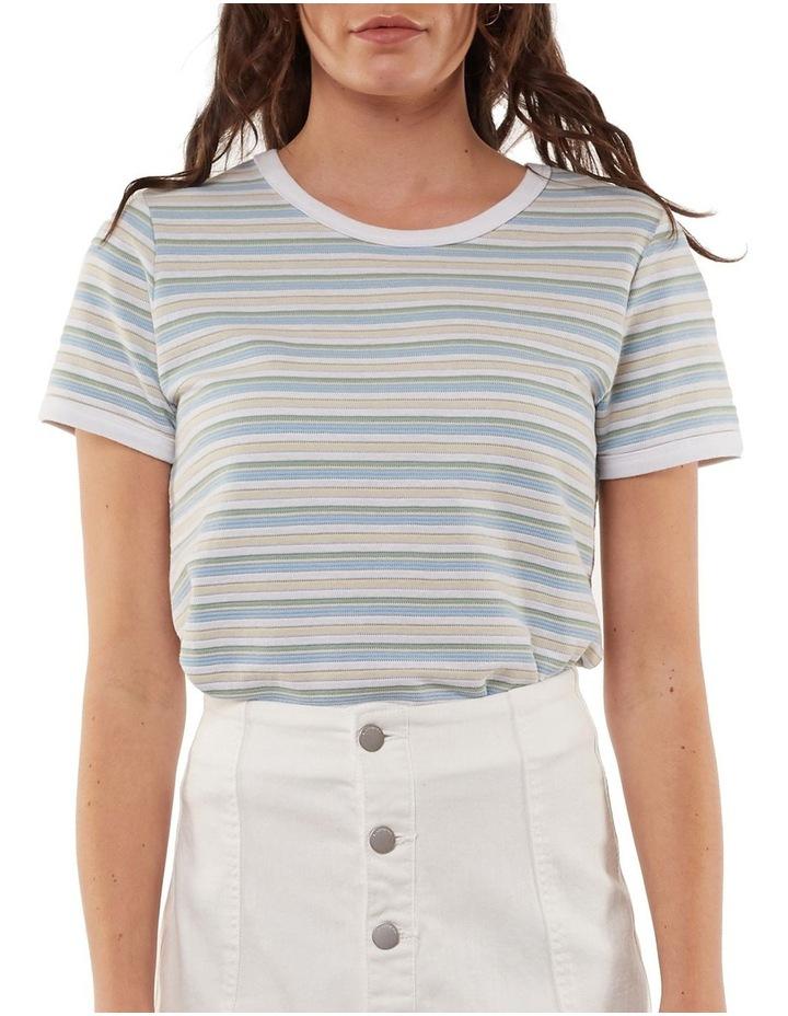 Daphne Malibu Stripe Tee image 1