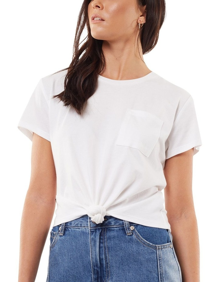 Knotted Tee image 1