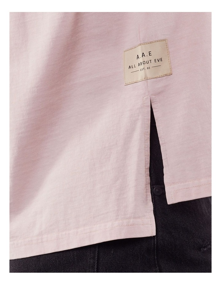 All About Eve Washed Tee image 4