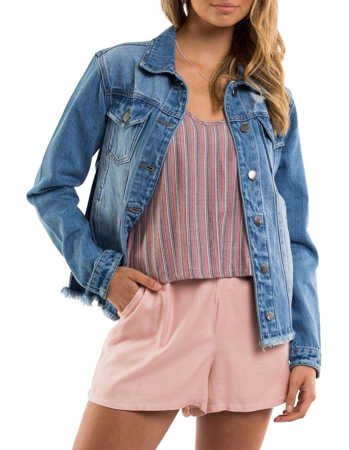 Mazie Denim Jacket image 1