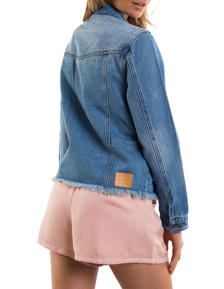 Mazie Denim Jacket image 3
